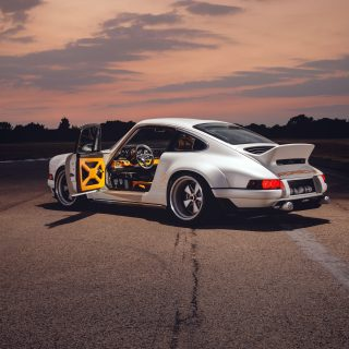 The Next Step For Singer: Meet The Lightweight 500HP Rocket That Could Be Called The Ultimate Air-Cooled 911