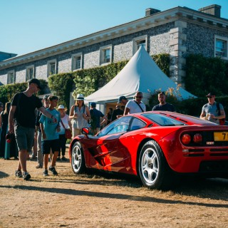The Cars Of The 2018 Festival Of Speed Put Nirvana In Motion