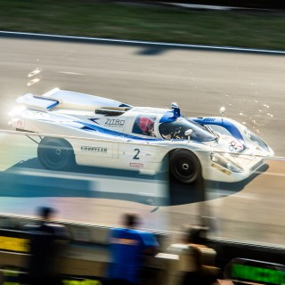 This Is As Close As It Gets To Watching Steve McQueen's 'Le Mans' In Real Time