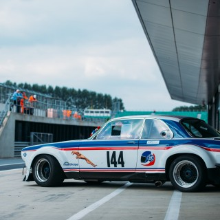 For Those In The Know, The Silverstone Classic Is The Home Of Hardcore Historic Racing