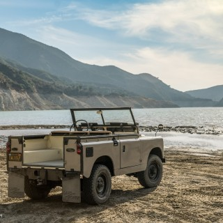 GALLERY: Go Behind The Scenes On Our 1963 Land Rover Series IIA Film Shoot