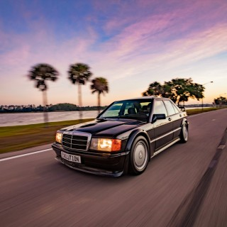 A Mercedes-Benz Odyssey Spanning Continents And Decades Led To This 190E Evolution