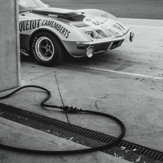 Period-Correct DIY: How To Photograph The Le Mans Classic On Film