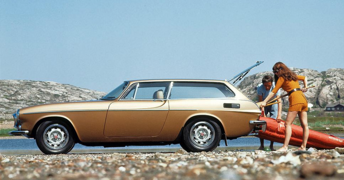 Why The Volvo 1800es Might Be The Perfect Classic For A