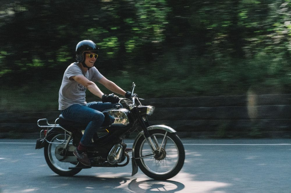Spending A Life And A Summer On My Moped In Strasbourg • Petrolicious