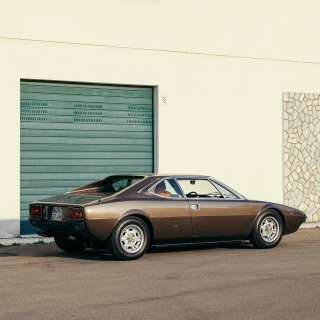 The '70s Called, They Want Their Metallic Brown Ferrari Back