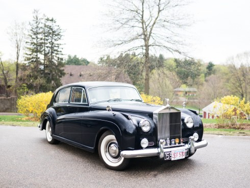 1961 Rolls-Royce Silver Cloud Series II, James Young LWB