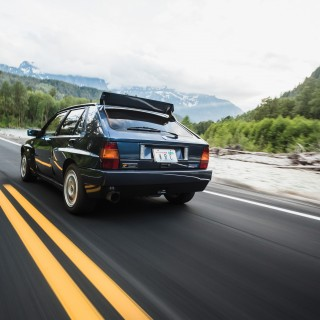From Video Games To Reality: Bringing The Last Homologated Lancia Delta To America