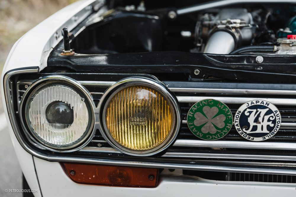 SR20DET-Powered Datsun 510 Proves Family Members Make The Best Organ