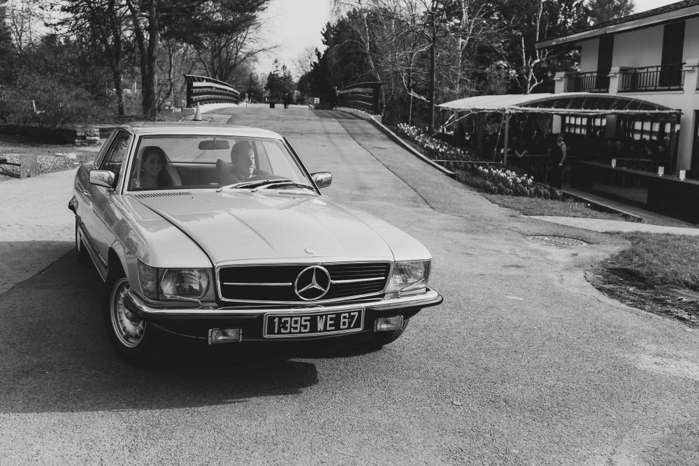 From Childhood To Marriage, The Mercedes-Benz SLC Has Always