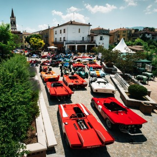 66 Photos Of What It's Like To Live Out The Ultimate Hill Climb Daydream In Italy