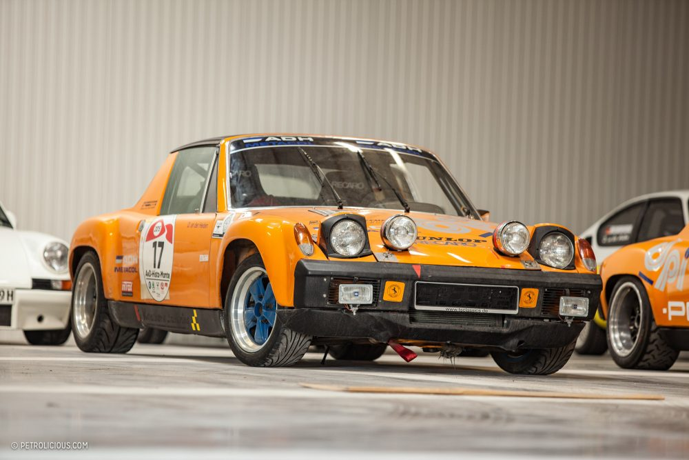 Tremendous Taking Porsche To School With A Lightweight 914 6 Gt Rally Car Wiring Cloud Hisonuggs Outletorg