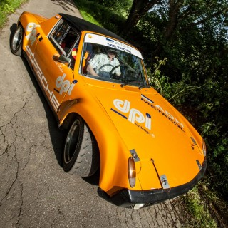 Taking Porsche To School With A Lightweight 914/6 GT Rally Car
