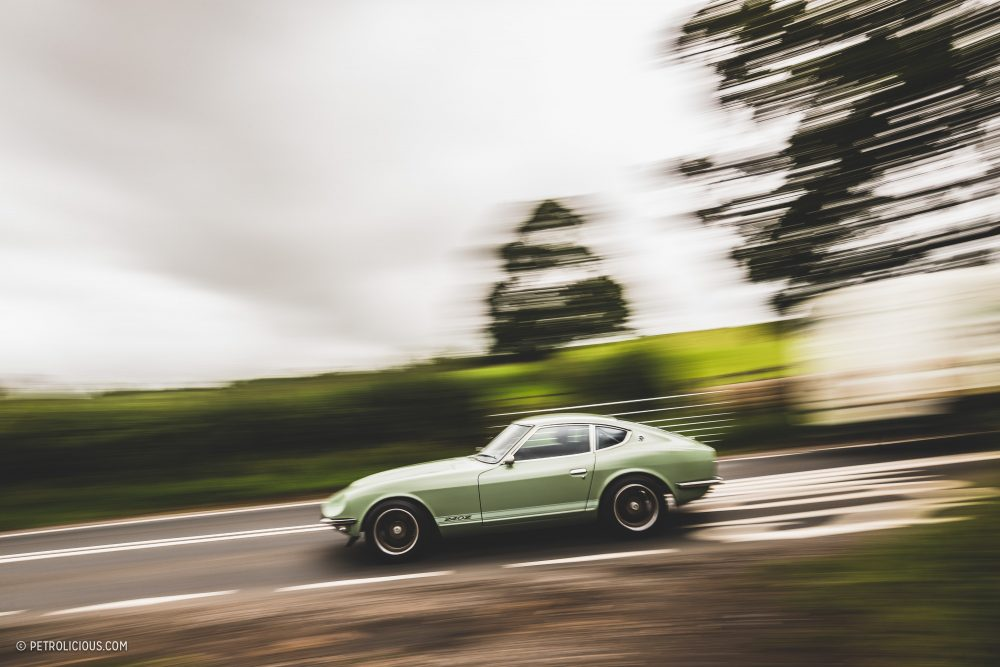 Is This The Perfect Evolution Of The 240Z Experience? Probably