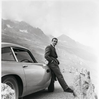 Be Bond: Aston Martin Is Building 25 Replicas Of 007's 'Goldfinger' DB5 Complete With Spy Gadgets
