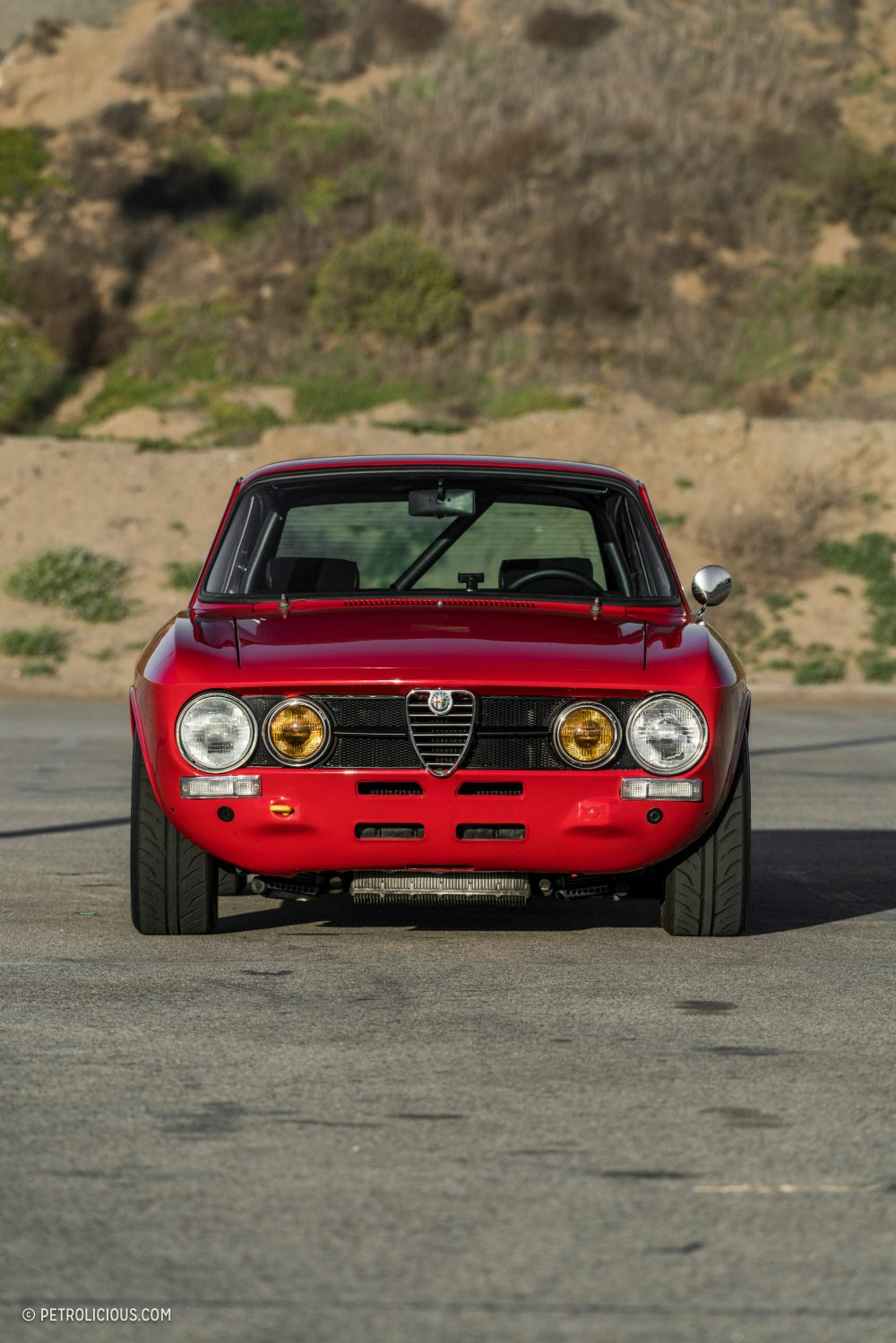 GALLERY: Go Behind The Scenes On Our 1973 Alfa Romeo GTV