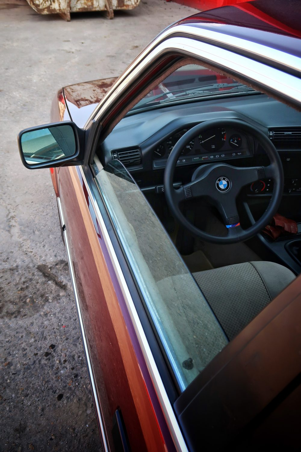 Three Generations Of Family Memories Live In My 1983 Bmw E30 318i