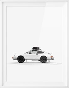 911 Side Poster