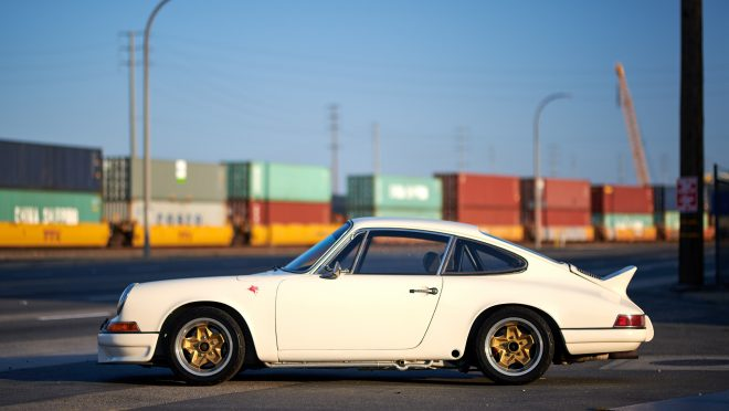 Frankenstein's Restomod: This Porsche 912 Is Powered By A Subaru STi