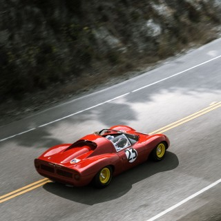 GALLERY: The Tour d'Elegance Puts Pebble Beach On Public Roads