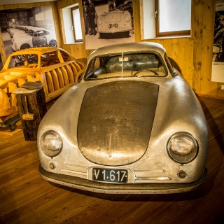 The Glory Of Gmünd: Stuffing Decades Of Porsche History In A Small Austrian Town