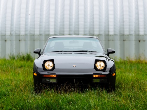 20k-Mile 1989 Porsche 944 Turbo