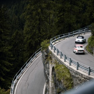 Passione Engadina Is Where The Finest Italian Cars Play In The Swiss Alps