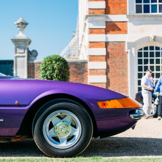 The Hampton Court Concours Is An Automotive Gathering Fit For Royalty