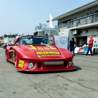 GALLERY: Paddocks, 'Parade Laps,' And What America Has To Offer