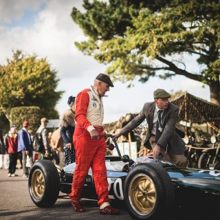 Period-Correct Everything: Getting Lost In Time At The Goodwood Revival