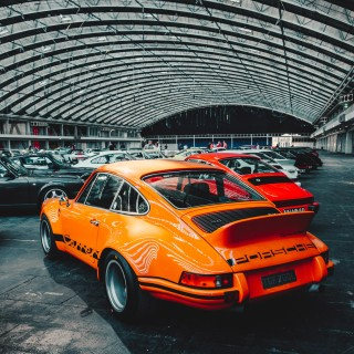 Porsche Hot Rods Cross Three Countries In One Day In The 'Triangle of Madness'