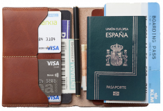 Tolima Passport Wallet