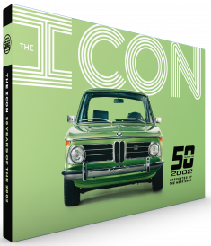 THE ICON: 50 Years of the 2002
