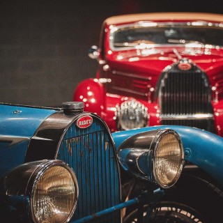 Restoration Versus Preservation: A Tale Of Two Bugattis