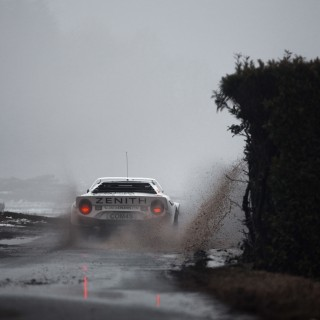 GALLERY: Go Behind The Scenes On Our 1974 Lancia Stratos Group 4 Film Shoot