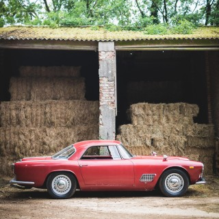 Using My Imagination In A Well-Used But Mechanically Renewed Maserati 3500 GT