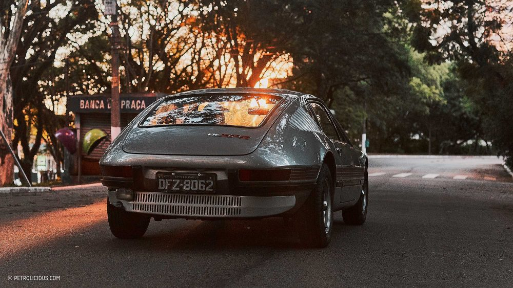 The Volkswagen Sp2 Is A Beautiful Piece Of Brazilian History