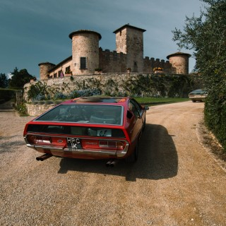 Touring Italy In A Pack Of Lamborghinis Is The Best Way To Celebrate An Automotive Birthday