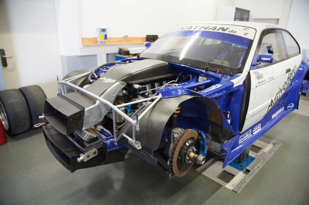 This Judd V8-Powered BMW E36 Is A Touching Tribute To The ... Bmw E Race Car Wiring on bmw e36 with small tires, bmw street car custom, bmw e36 racing, bmw imsa, bmw e36 wheels,