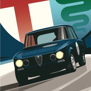 New Giulia Super And Gmünd 356 Prints From Guy Allen Have Been Added To The Shop
