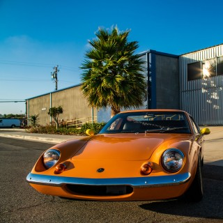 GALLERY: Go Behind The Scenes On Our 1969 Lotus Europa Film Shoot