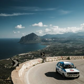 Why Watching Sicily's Monte Erice Hill Climb Is Pure Emotional Indulgence