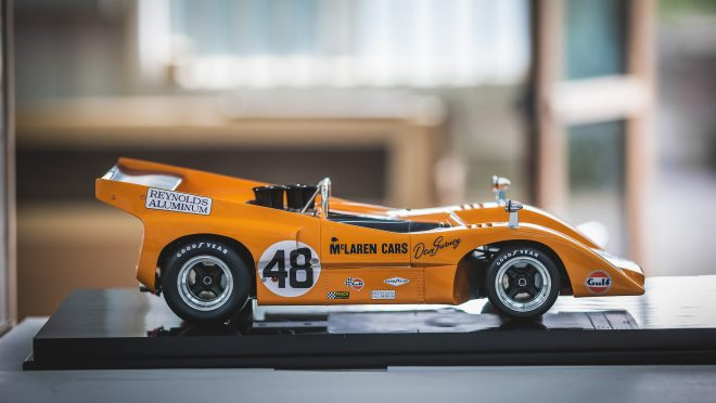 Peek Into The Workshop Where Some Of The World's Coolest Model Cars Are Made