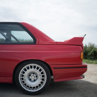 GALLERY: Go Behind The Scenes On Our Modified 1991 BMW E30 M3 Film Shoot