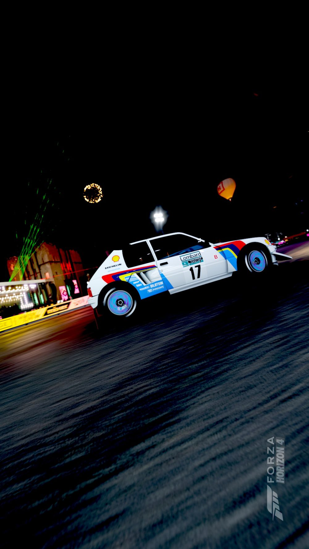 Bundle Up This Winter In A Virtual Great Britain With Forza