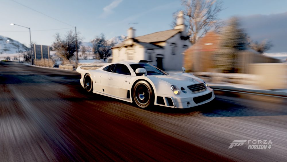 Bundle Up This Winter In A Virtual Great Britain With Forza Horizon