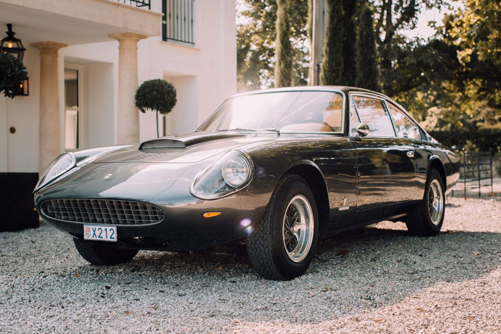 A Customized British V12 Powers Alexander Kraft's 1968