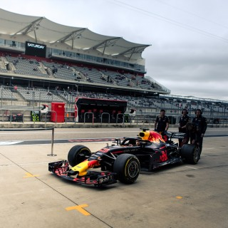 Here's What It's Like To Watch Modern Formula 1 In The United States