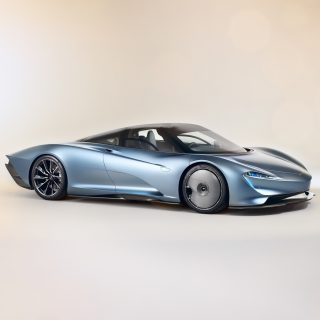 The Center-Seat McLaren Speedtail Will Bring You To 250MPH In Grand Style