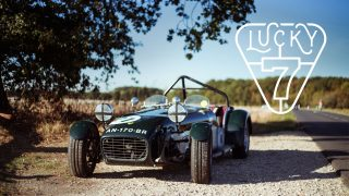 1964 Lotus Super Seven: A Lightweight Legacy